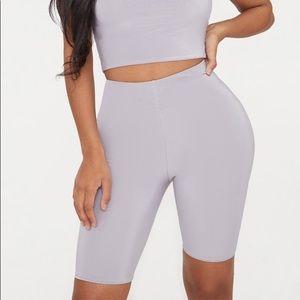PLT   Shape Biker Shorts